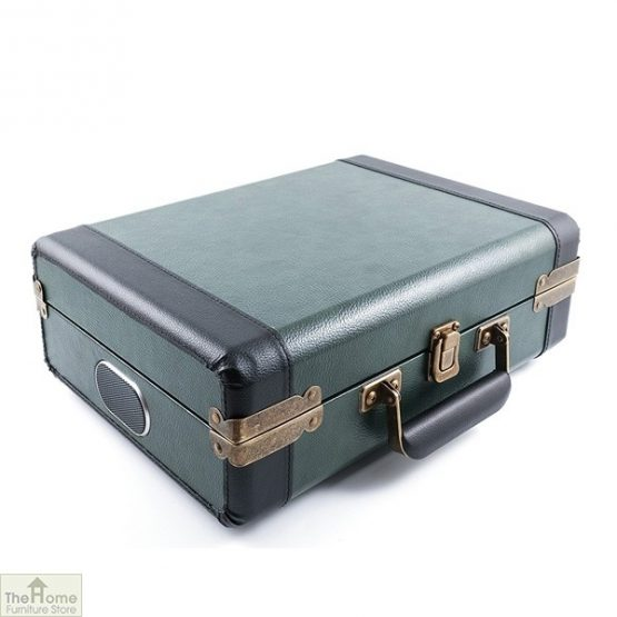 Portable Brief Case Record Player_1