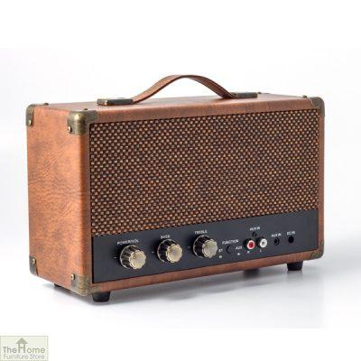 Vintage Bluetooth Speaker_7
