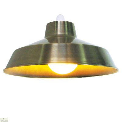 Classic Metal Plated Lampshade_2