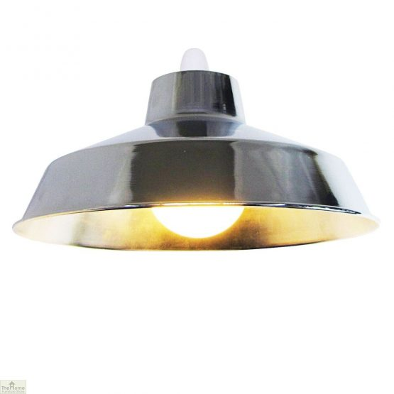 Classic Metal Plated Lampshade_3