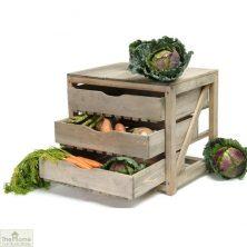 Aldsworth 3 Drawer Vegetable Store