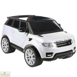 Range Rover 12v Ride On Car