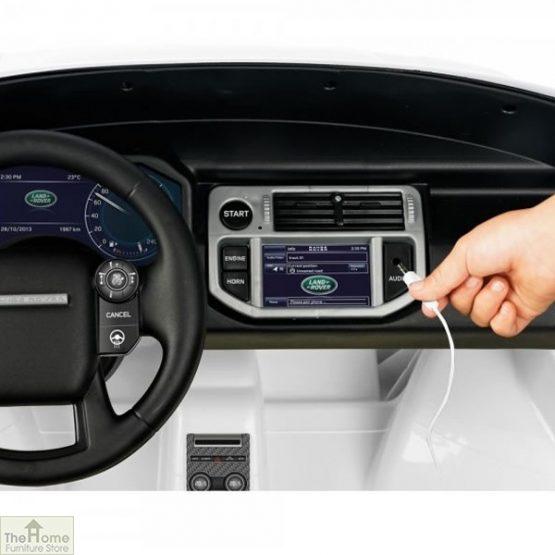 Range Rover 12v Ride On Car_5