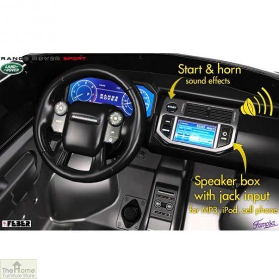 Range Rover 12v Ride On Car_9