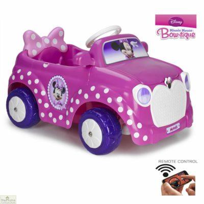 Minnie Electric 6v Car