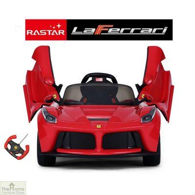 Ferrari 12v Ride On Car