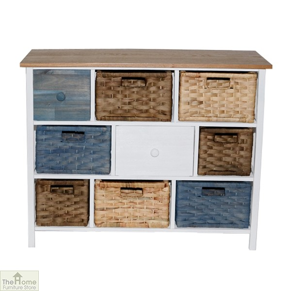 Camber 9 Drawer Storage Unit