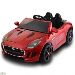 Jaguar F-Type 12v Ride On Car