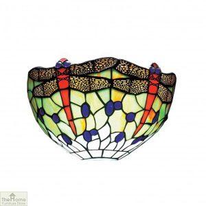 Tiffany Dragonfly Wall Light