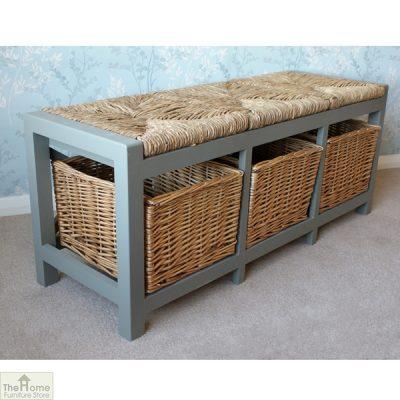 Gloucester 3 Basket Storage Bench_3