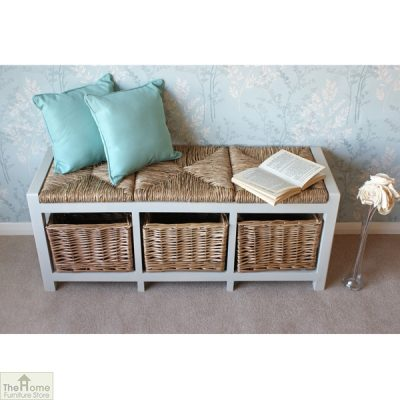 Gloucester 3 Basket Storage Bench_5