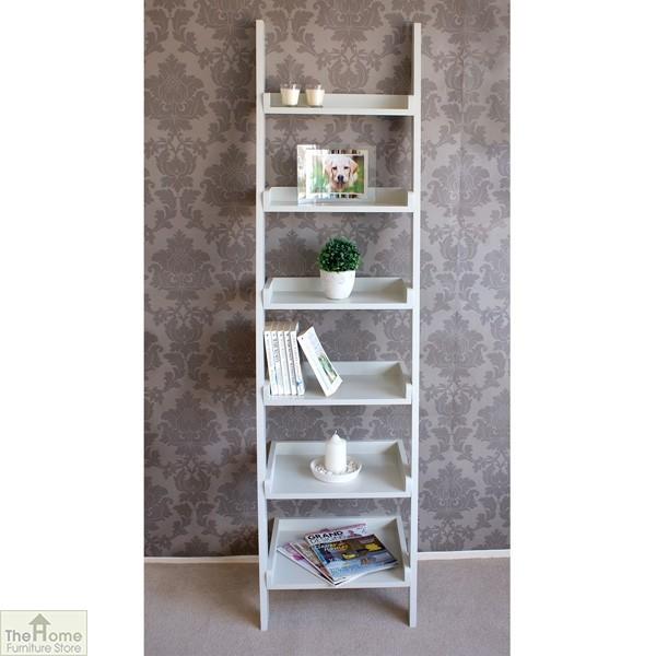 Gloucester Tall Narrow Ladder Shelf_1