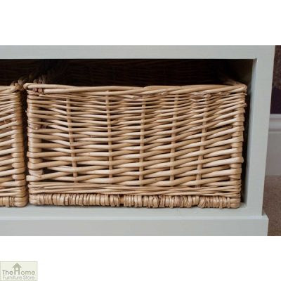 Gloucester 3 Drawer 3 Basket Storage Bench_8