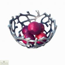 Twig Basket Fruit Bowl
