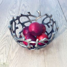 Twig Basket Fruit Bowl_1
