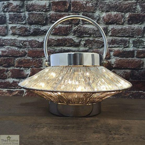 LED Aluminium Loom Lantern_2