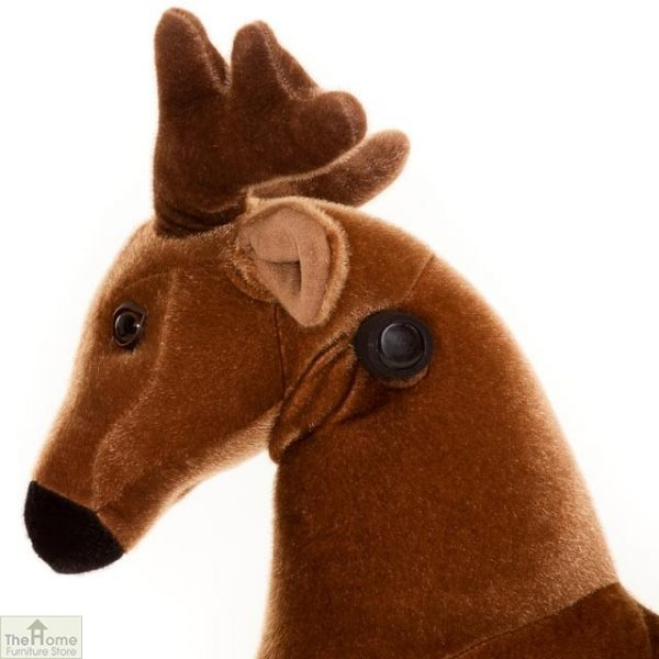 Ride On Reindeer Toy For Children_1