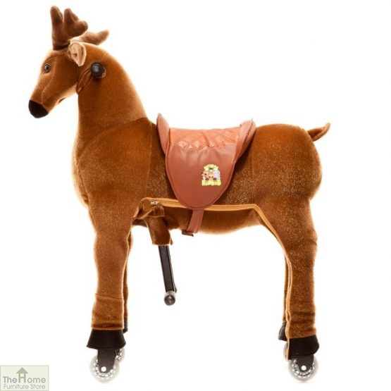 Ride On Reindeer Toy For Children_2