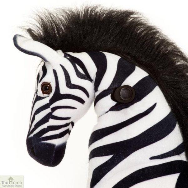 Ride On Zebra Toy For Children_1