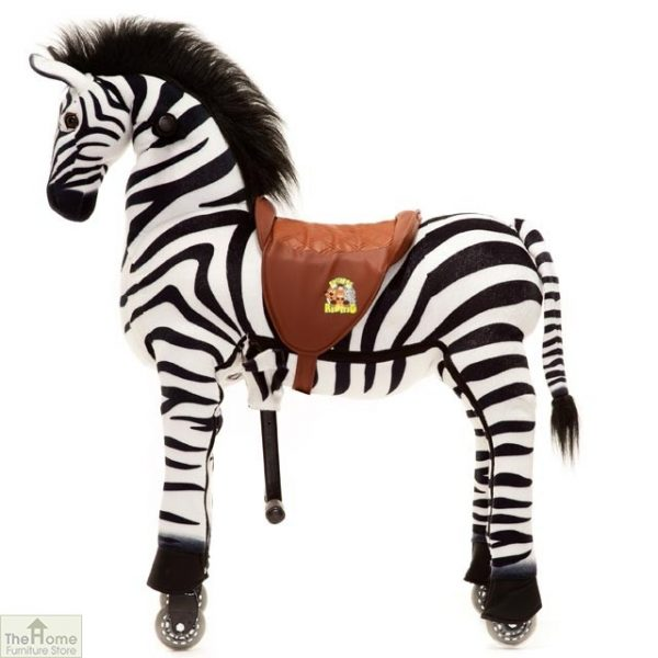 Ride On Zebra Toy For Children_2