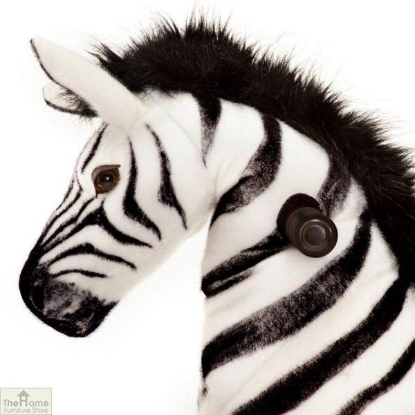 Ride On Zebra Toy For Children_4
