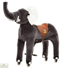 Ride On Elephant Toy For Children