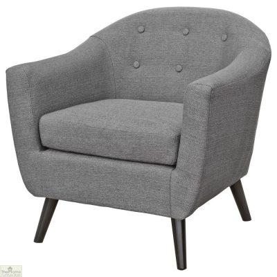 Button Back Tub Chair