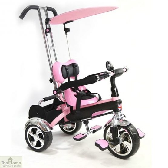 Baby Multi Function Tricycle_1