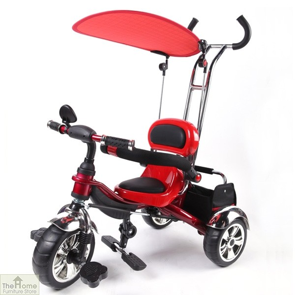 Baby Multi Function Tricycle