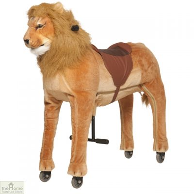 Ride On Lion Toy For Children_2