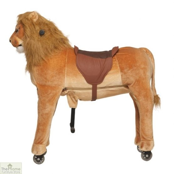Ride On Lion Toy For Children_4