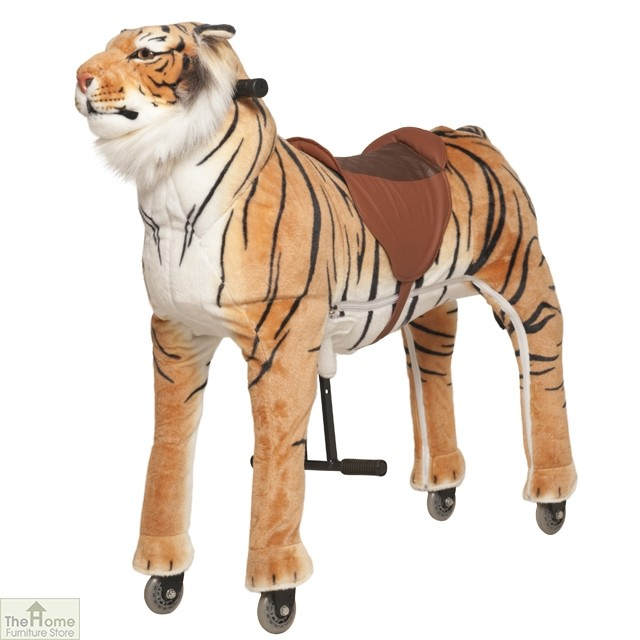 Ride On Tiger Toy For Children