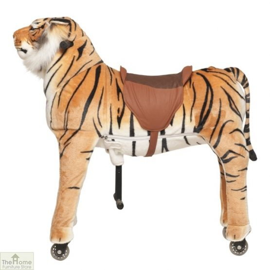 Ride On Tiger Toy For Children_3