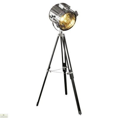 Spotlight Tripod Floor Lamp