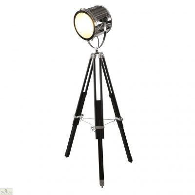 Spotlight Tripod Small Floor Lamp