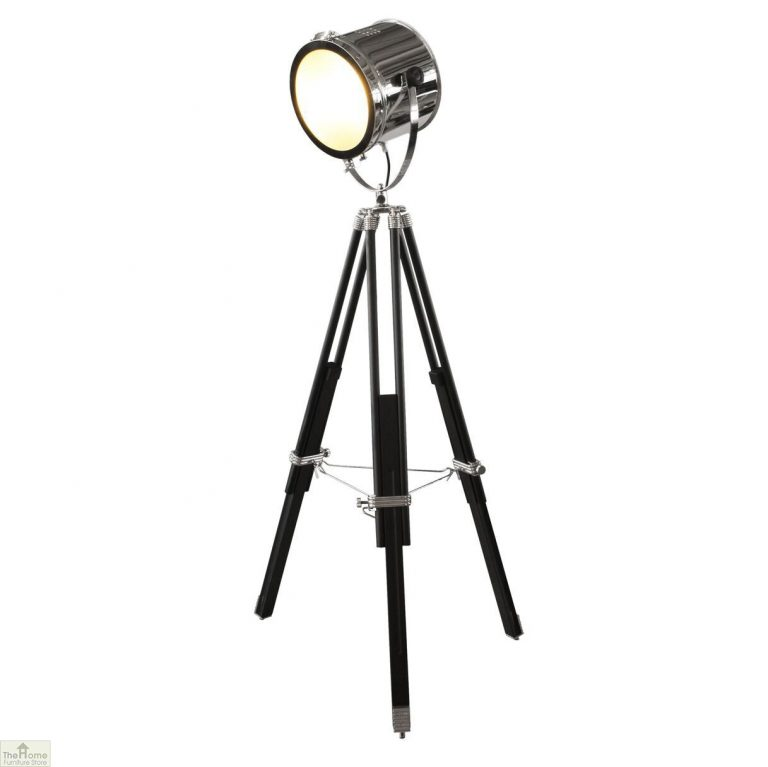 Spotlight Tripod Small Floor Lamp