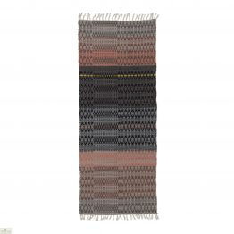 Wool Cotton Woven Runner