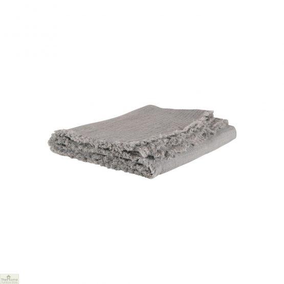 Cotton Linen Throw