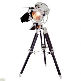 Spotlight Tripod Table Lamp