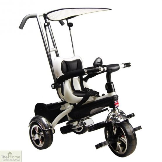 Baby Multi Function Tricycle_2
