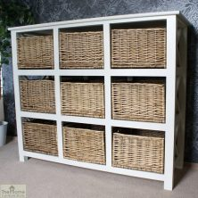 Casamoré Gloucester 9 Drawer Storage Unit