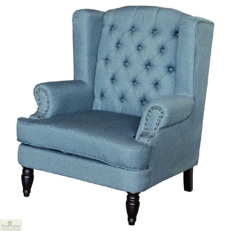 Chesterfield Style Armchair_1