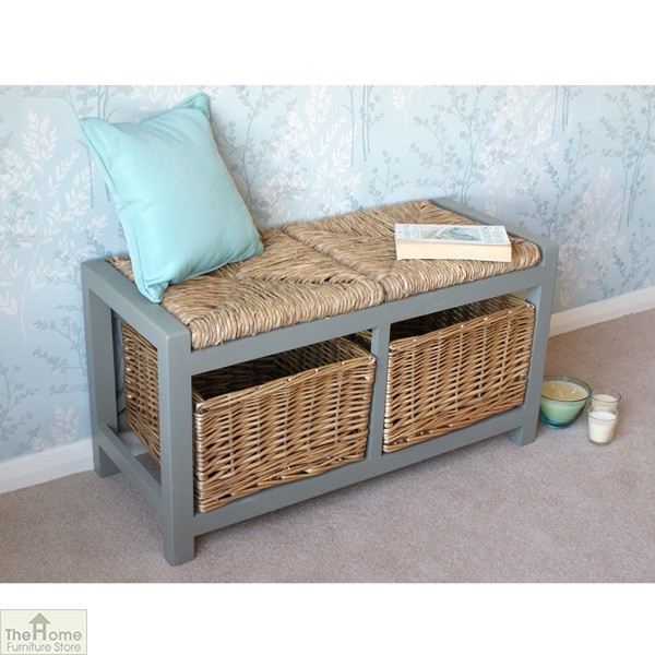 Gloucester 2 Seater Storage Bench_2