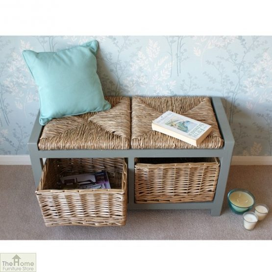 Gloucester 2 Seater Storage Bench_5