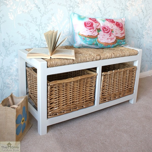 Gloucester 2 Seater Storage Bench_7