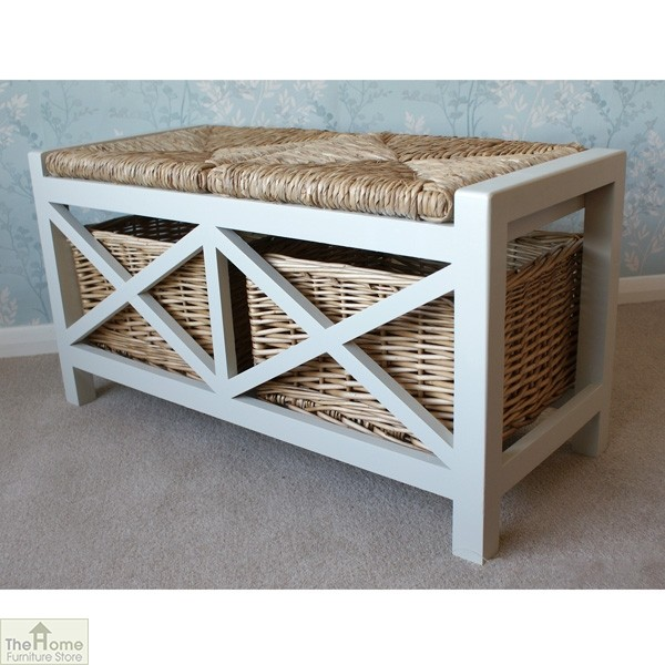 Gloucester 2 Seater Storage Bench_8