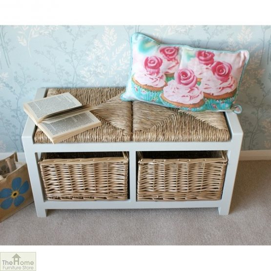 Gloucester 2 Seater Storage Bench_14
