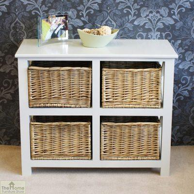 Gloucester Petite 4 Basket Storage Unit_1