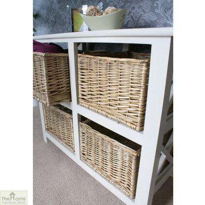 Gloucester Petite 4 Basket Storage Unit_2