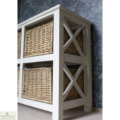 Gloucester Petite 4 Basket Storage Unit_3